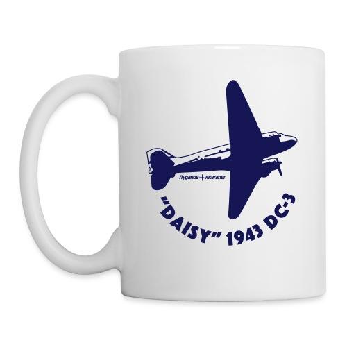 Daisy Flyover 1 - Mugg