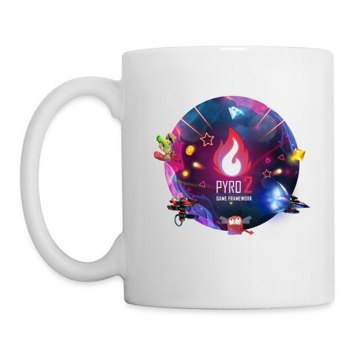 Pyro 2 Game Framework - Mok