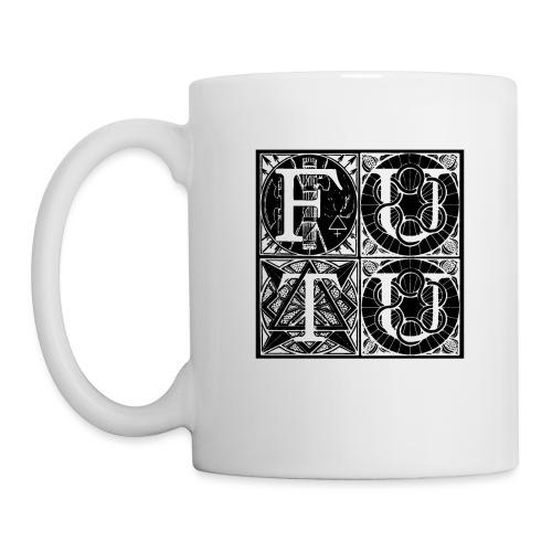 futu MERCHANDISING - Taza