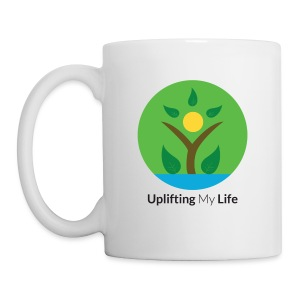 Uplifting My Life Official Merchandise - Mug