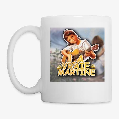 Logo-Martine - Mug blanc