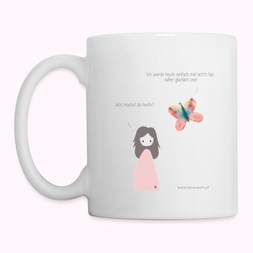 Milly & Schmetterling - Tasse