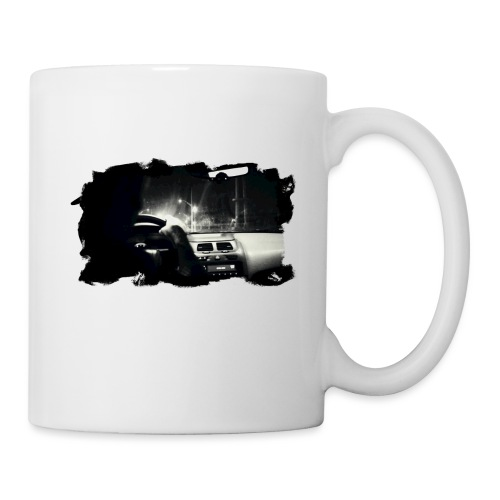 Driving at Night (with black PS logo) - Kop/krus