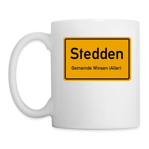 Stedden - Das Dorf am Rande der Lüneburger Heide - Tasse