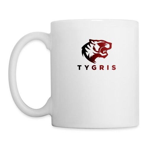 TYGRIS E-SPORT - Mug blanc