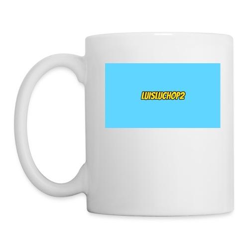 T-SHIRT - Mug blanc