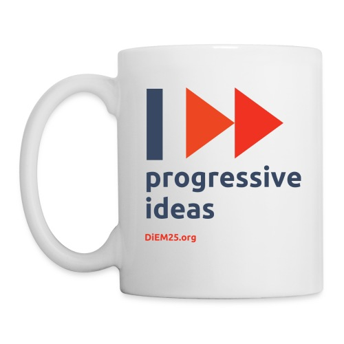 I Love/Forward Progressive Ideas - Mug