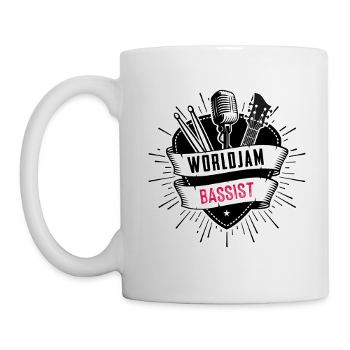 WorldJam Bassist - Mug