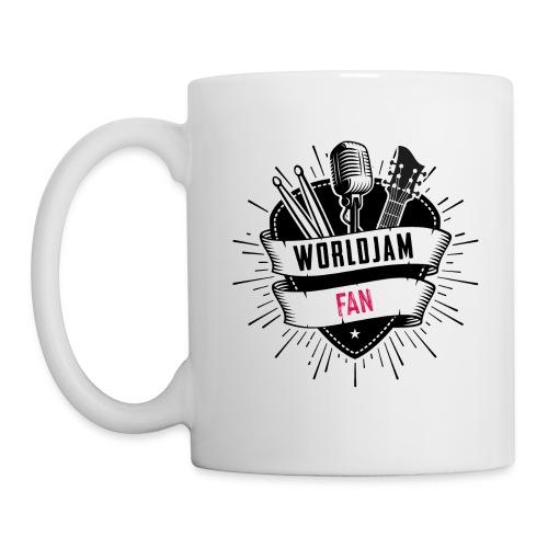 WorldJam Fan - Mug