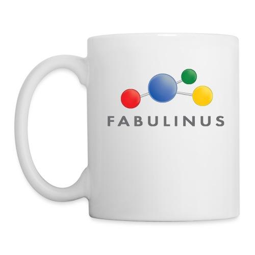 Fabulinus logo enkelzijdig - Mok