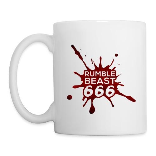 RB666 Logo png - Tasse