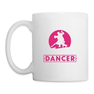 Great to be a Dancer - Tasse