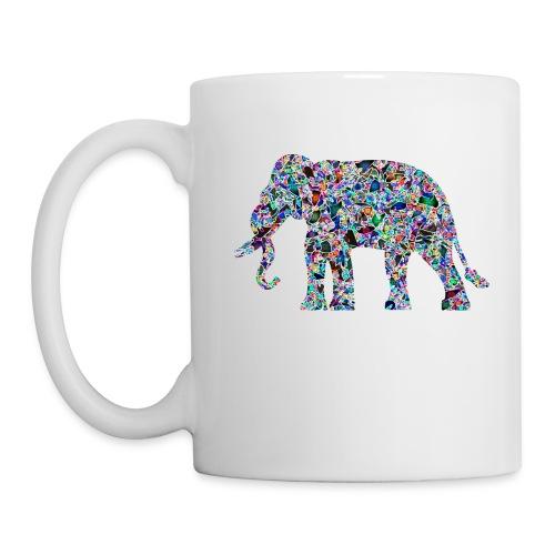 Elephant - Mug