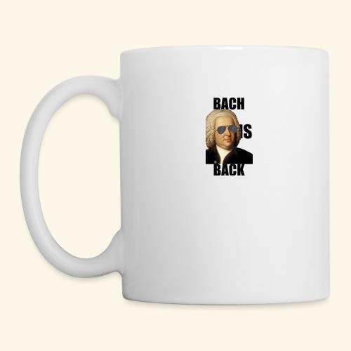 Bach is back - Mug blanc