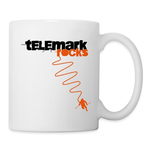 Telemark rocks - Tasse