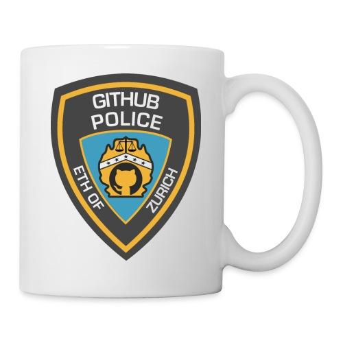 Github Police ETH Zurich - Mug
