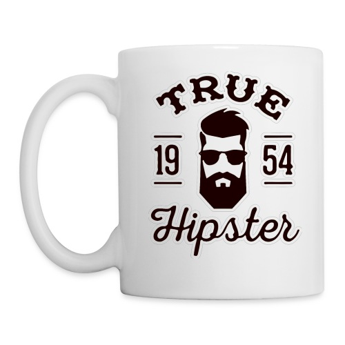 True Hipster - Taza