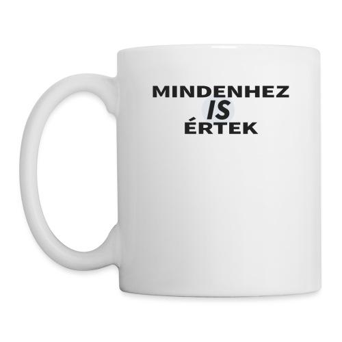 I also know everything. - Mug