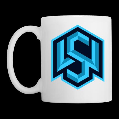 "Silent Wolves Inverted ""SW"" Merchandise - Mug"