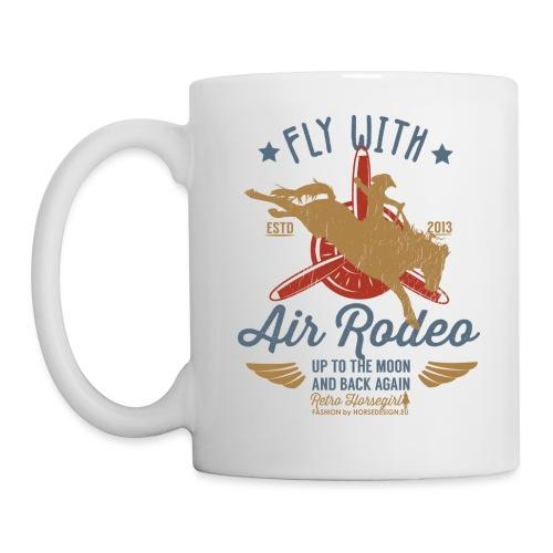 Flieg mit uns - Tasse