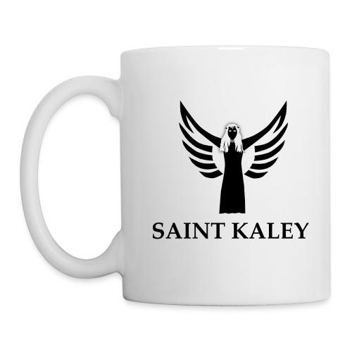 SaintKaley Logo Black - Tasse