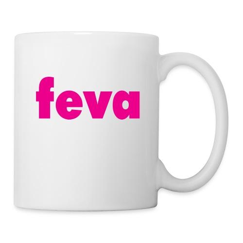 feva logo HR gif - Mug