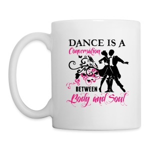 Dance is a Conversation between Body and Soul - Tasse