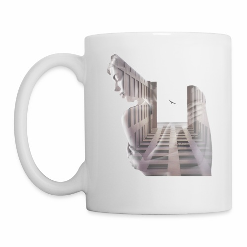 Lady House Exposure - Mug