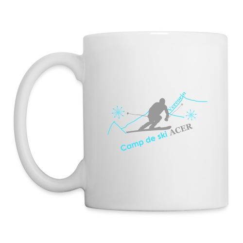 Camp ACER Vercorin - Mug blanc