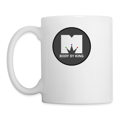 BodyByKing Main Logo - Mug