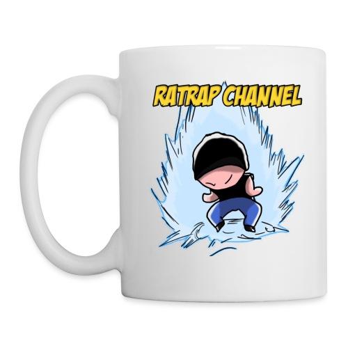 Ratrap Channel Logo - Mug blanc