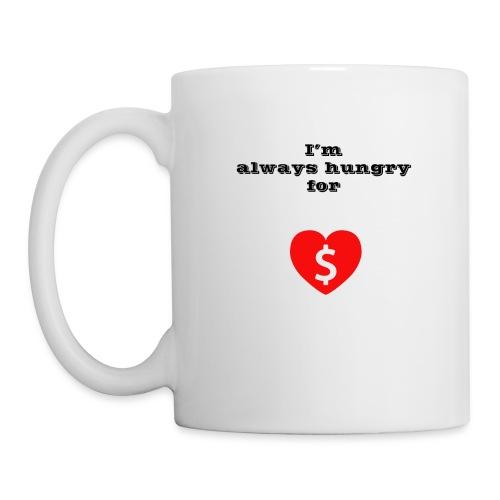 Money or Love - Mug