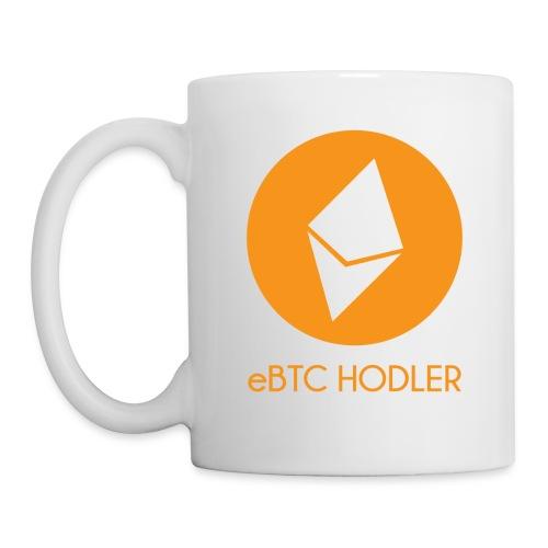 eBTC Hodler - Mug blanc