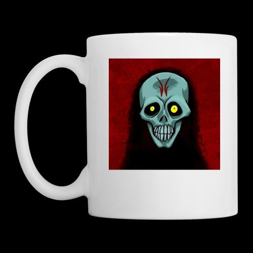 Ghost skull - Mug