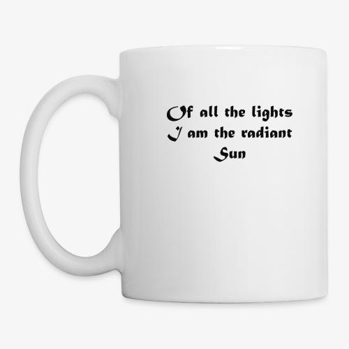 The Radiant Sun - Mug