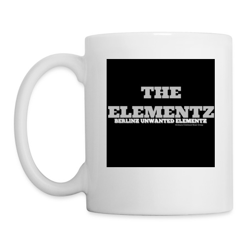 The Elementz merchandise - Tasse