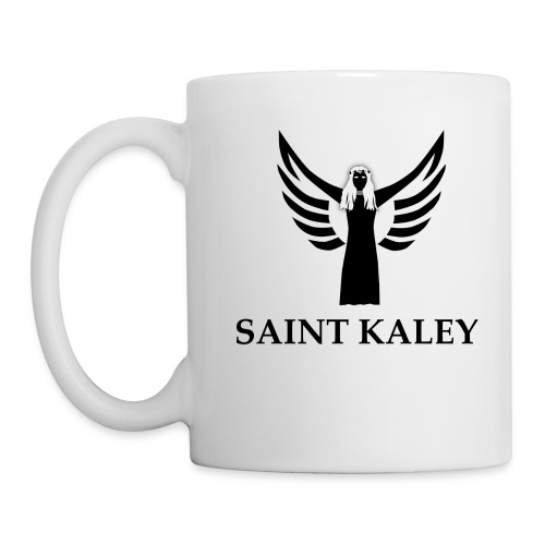 SaintKaley Logo Black - Tasse