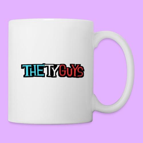 The Ty Guys Font - Mug