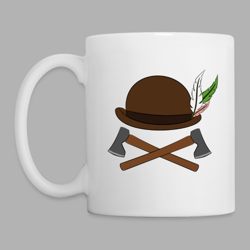 The Captain's axe - Mug blanc
