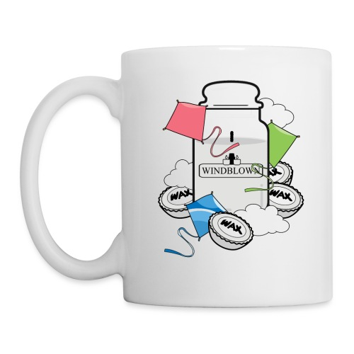 WINDBLOWN png - Mug