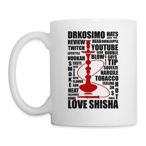 Shisha Love! - Tasse