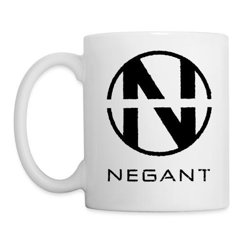 Black Negant logo - Kop/krus