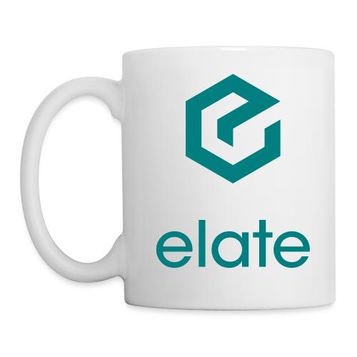 Elate logo vertikal - Kopp