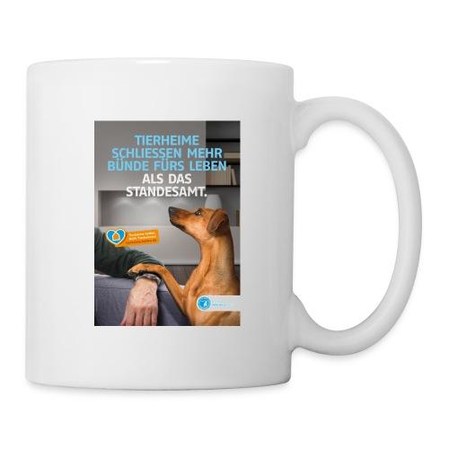 Tierheime helfen_Hund - Tasse