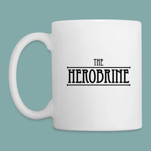 The Herobrine-Logo Flat - Mug