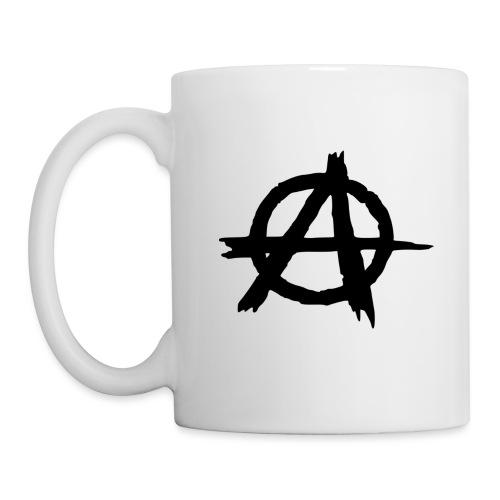 ANARCHIE - Mug blanc