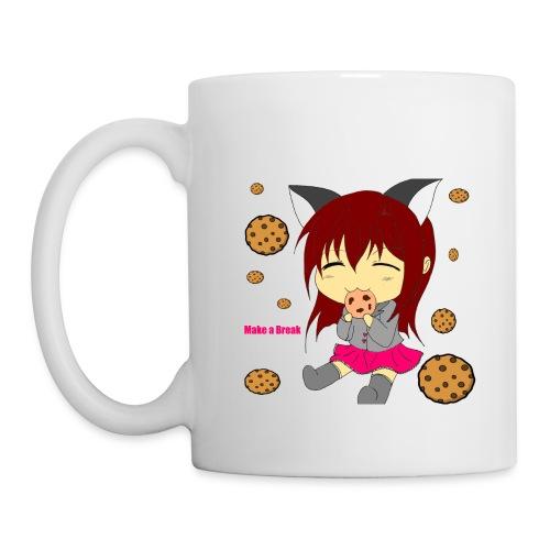 Sherry Blights Cookie Pause - Tasse