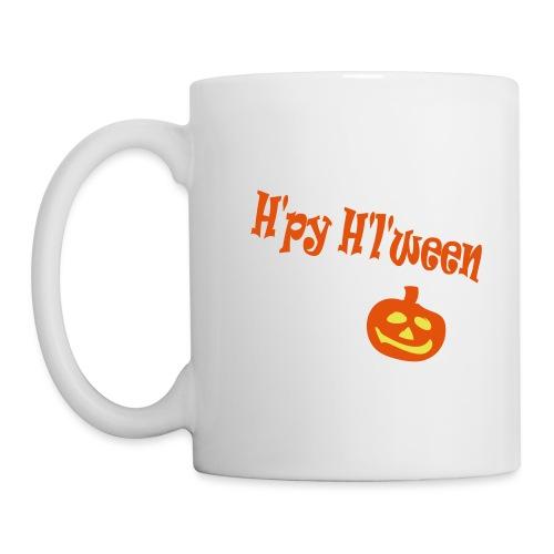 Happy Halloween - Tasse