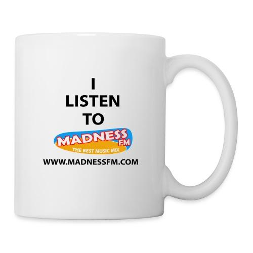 I listen to Madness FM - Mug