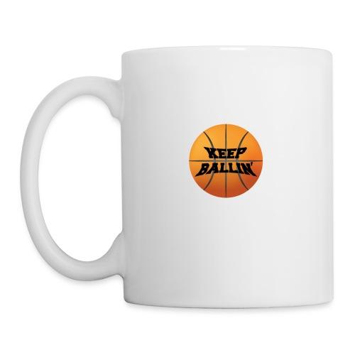 Keep Ballin' - Tasse